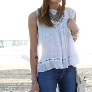 Free People Fly Away Top